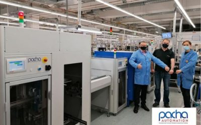 Erfolgreiche Endabnahme bei K.A. Schmersal GmbH & Co. KG